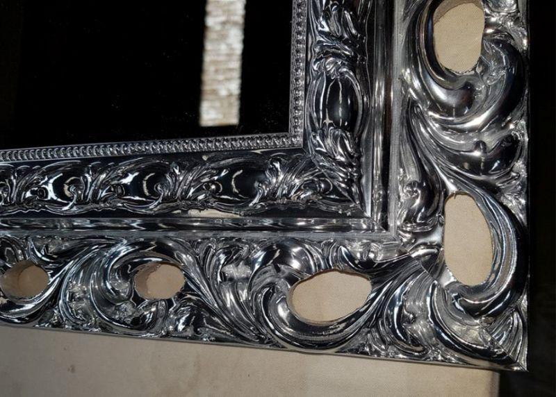 F.C.P. offerta specchiera argento lucido ?