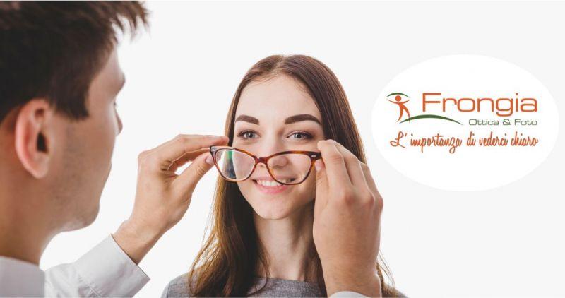 FRONGIA OTTICA & FOTO - offerta esame vista gratuito