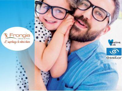 promozione occhiali da vista bambino offerta occhiali da vista ottica frongia