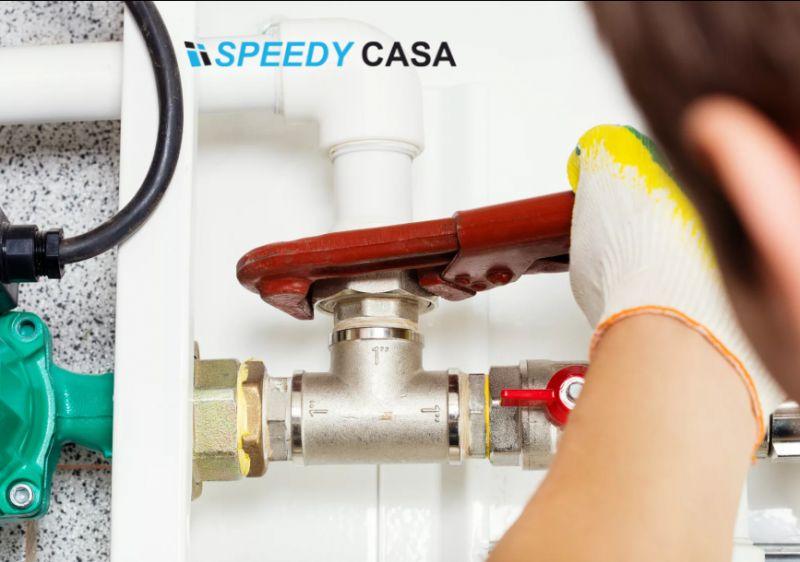 SPEEDYCASA offerta interventi ordinari impianto idraulico - interventi termoidraulici gorizia