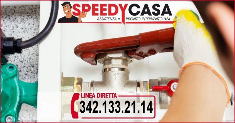 SPEEDYCASA - offerta pronto intervento idraulico per urgenze Trieste