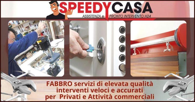 SPEEDYCASA - occasione fabbro manutenzione porte e finestre Trieste