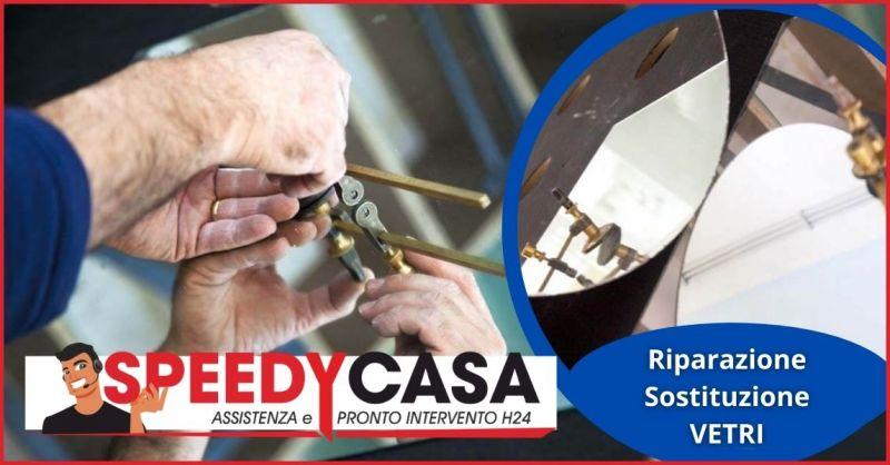 occasione vetraio e pronto intervento riparazione vetri Trieste - SPEEDYCASA