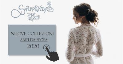stupenda di nori porto torres nuova collezione di abiti da sposa e cerimonia 2020