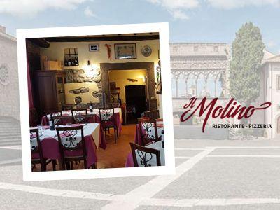 offerta ristorante pizzeria centro storico promozione cucina piatti tipici locali