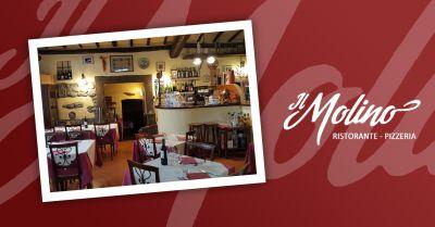 il molino offerta ristorante aperto a pranzo viterbo centro occasione locale pausa pranzo