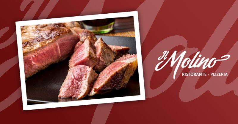 IL MOLINO offerta ristorante bistecca fiorentina - bistecca argentina irlandese viterbo