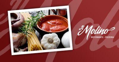 il molino offerta ristorante piatti tipici viterbesi occasione specialita viterbesi locali