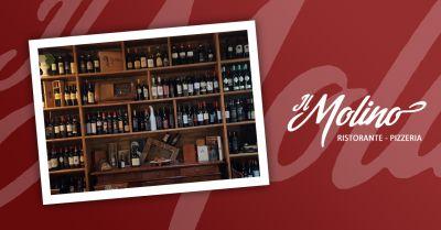 il molino offerta ristorante vini selezionati viterbo occasione pizzeria birre artigianali