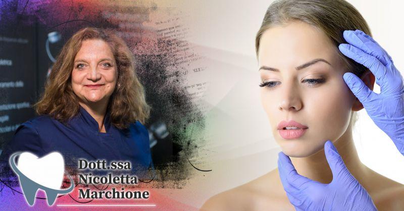 Offerta Trattamenti Filler Acido ialuronico viso Verona - Occasione Centro Medico Odontoiatrico Peschiera Garda