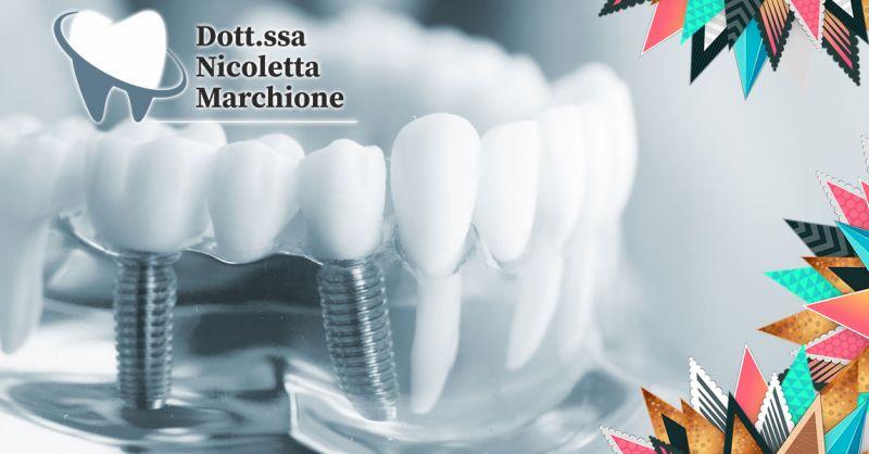 Offerta specialista in Implantologia dentale Peschiera - Occasione implantoprotesica Zimmer Dental Verona