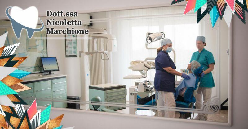 Offerta Dentista con Servizio di Sedazione Cosciente - Occasione Trattamenti Dentali con sedo analgesia Peschiera
