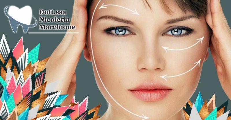 Promozione Trattamento Filler viso in sconto Peschiera - Offerta Filler viso prezzi Verona