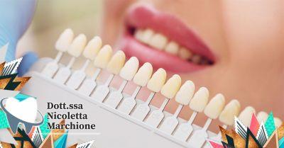 offerta sbiancamento denti professionale peschiera occasione eliminare macchie dai denti verona