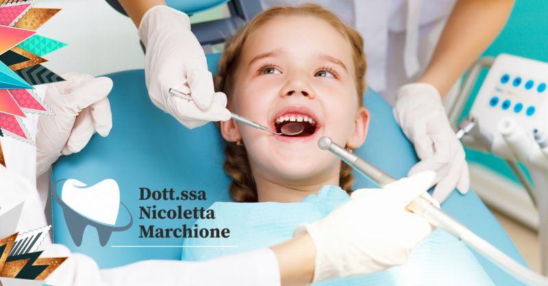 Offerta Specialista in Odontoiatria Pediatrica Peschiera - Occasione Il Dentista dei Bambini Verona