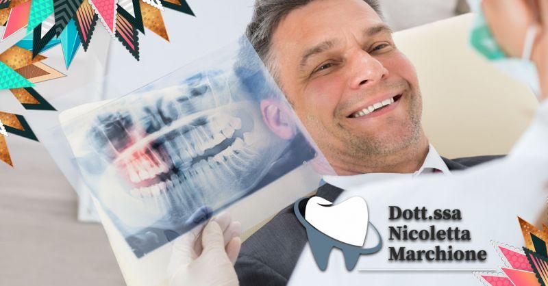 Offerta Sigillatura dei Solchi Dente Verona - Occasione Ricostruzione dente rotto Peschiera del Garda
