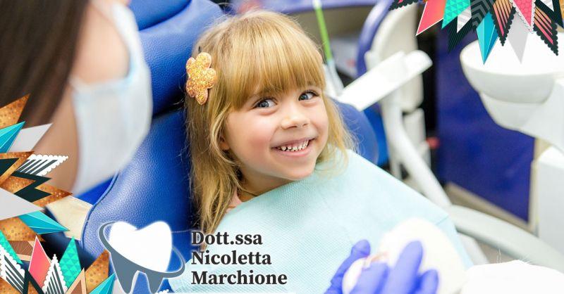 Offerta Specialista in Odontoiatria Pediatrica Peschiera del Garda - Occasione Il Dentista dei Bambini Verona