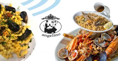 angelino offerta locale gastronomia siciliana trapani occasione cous cous pesce busiate
