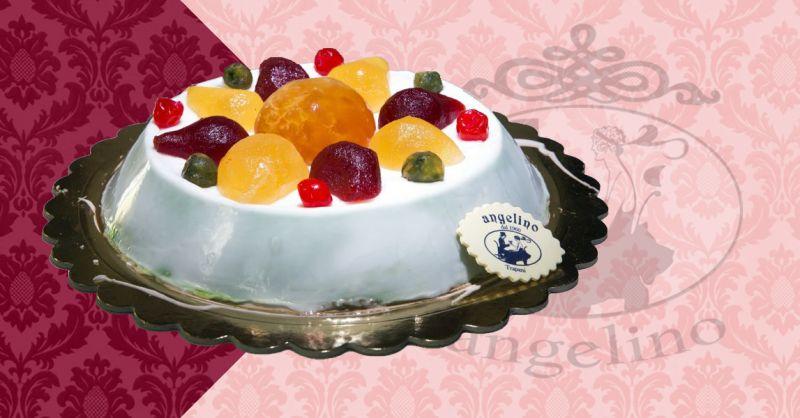 ANGELINO occasione cassata siciliana al limone trapani - offerta cassate siciliane a domicilio