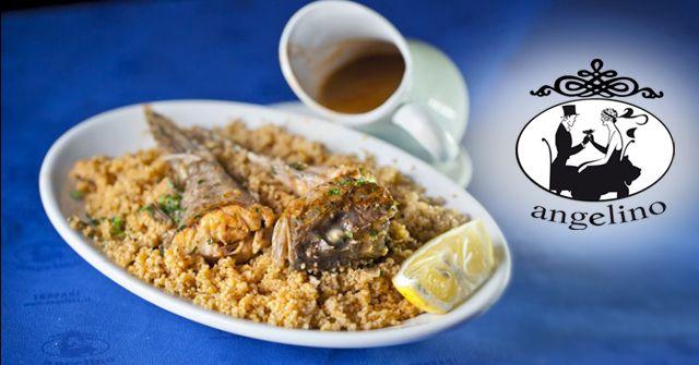 specialita cous cous di pesce trapani - occasione cous cous ristorante tavola calda trapani