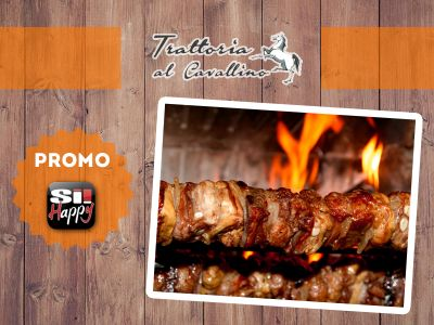 offerta cucina casereccia promozione promo sihappy cucina umbra trattoria al cavallino
