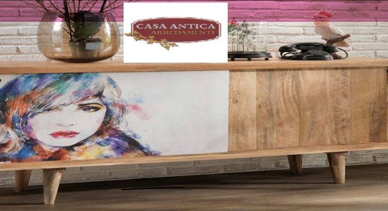 Casa Antica Arredamenti offerta credenza moderna - occasione cucine moderne Catania