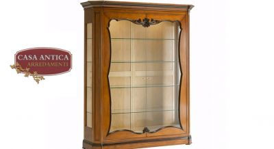 casa antica arredamenti offerta vetrina a due ante occasione arredamento legno catania
