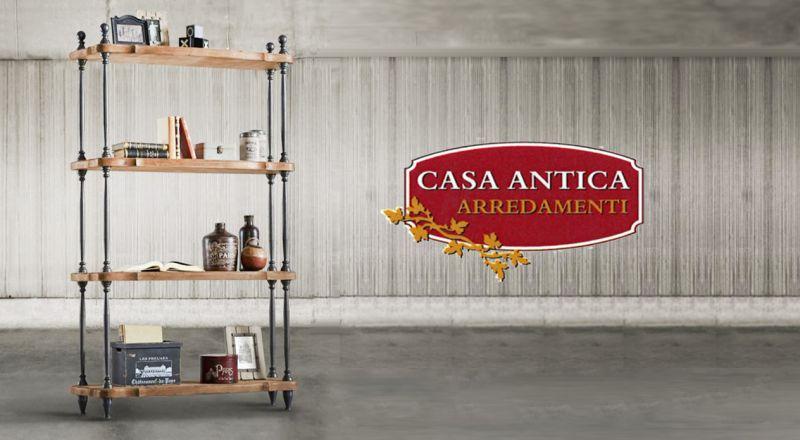 Casa antica arredamenti offerta libreria - occasione arredamento in legno Catania