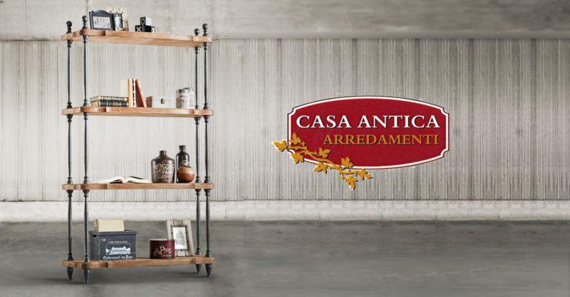 offerta libreria in legno a catania - occasione arredo casa in legno classica a Catania