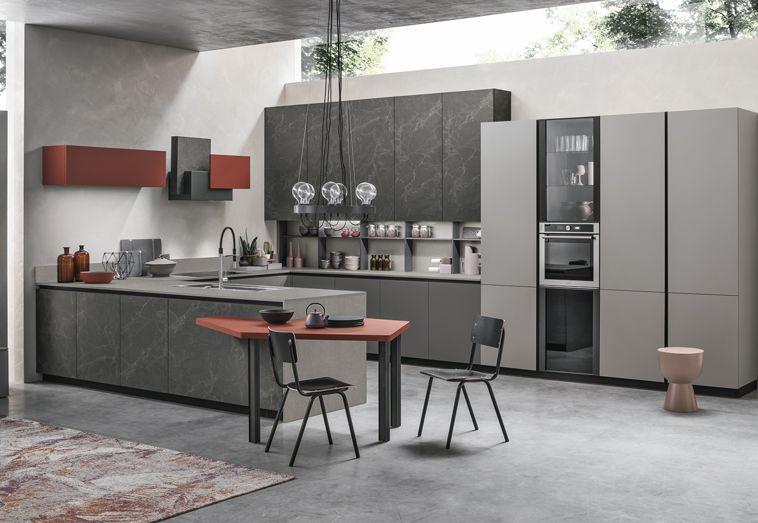 cucina moderna stosa metropolis