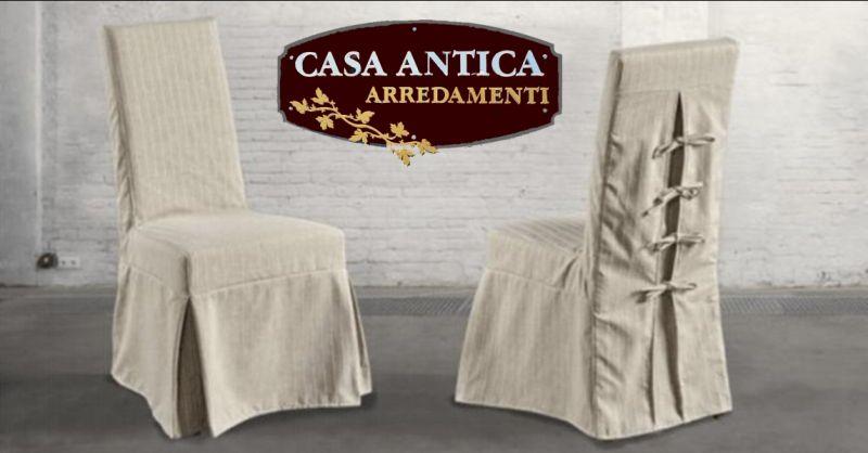 offerta sedie da soggiorno shabby chic catania - occasione sedie rivestite in tessuto catania