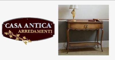 offerta vendita consolle in ciliegio catania occasione consolle stile 800 francese catania