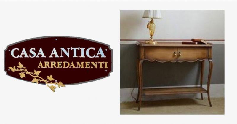 offerta vendita consolle in ciliegio catania - occasione consolle stile 800 francese catania
