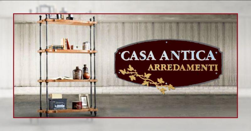 CASA ANTICA ARREDAMENTI - Offerta libreria in metallo e legno catania