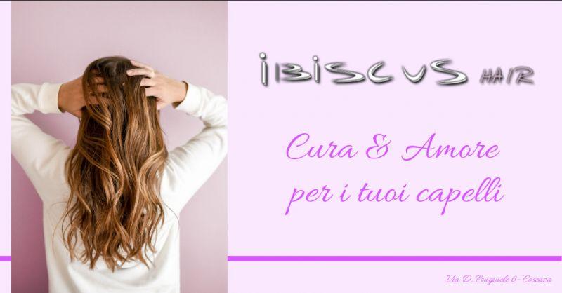 Ibiscus hair occasione trattamento ricostituente capelli cosenza - promozione trattamento rende