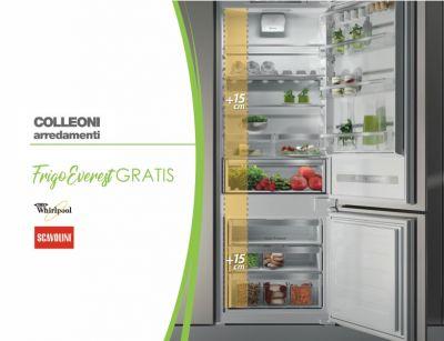 offerta frigo whirlpool colleoni arredamenti bergamo promozione frigorifero everest bergamo