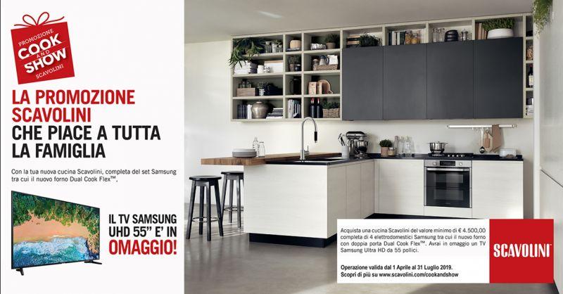 Occasione vendita cucina Scavolini Bergamo - Promozione Store Scavolini Cucine Bergamo