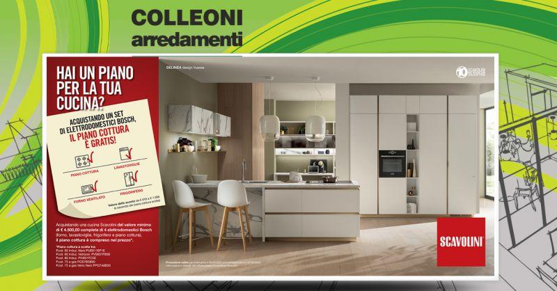 Offerta Cucina elettrodomestici Bosch completa  Bergamo - Occasione Scavolini Cucine Bergamo