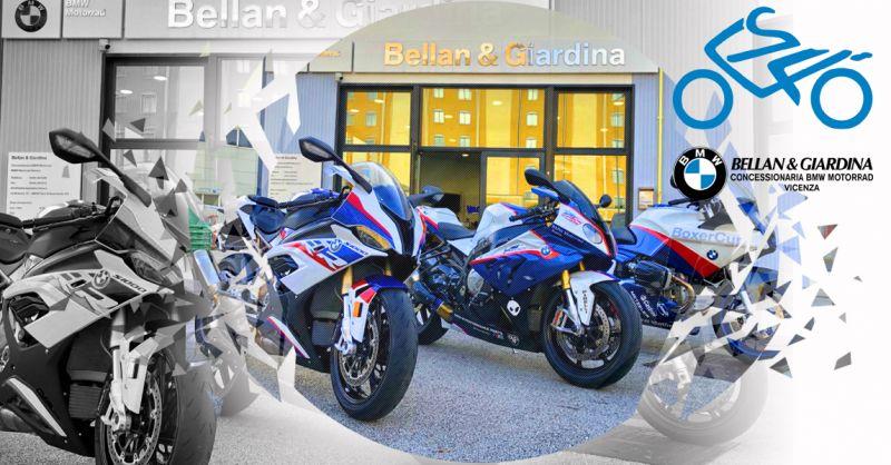 Offerta Concessionaria Ufficiale BMW Motorrad Vicenza - Occasione Ricambi Originali Moto BMW Accessori