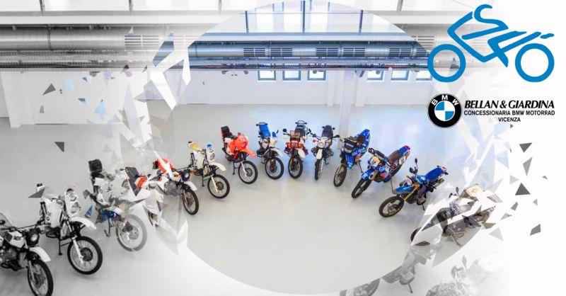 Offerta ricambi Moto Originali BMW Motorrad Vicenza - Occasione servizio assistenza BMW Motorrad Vicenza