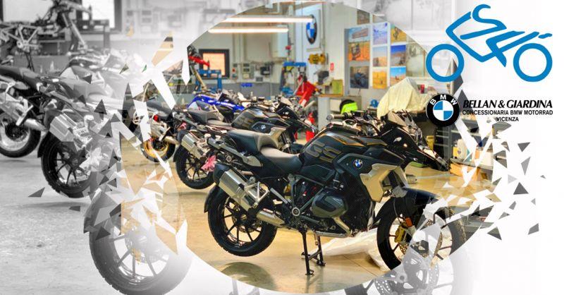 Offerta concessionario BMW Motorrad a Vicenza - Occasione ricambi Originali BMW Motorrad assistenza