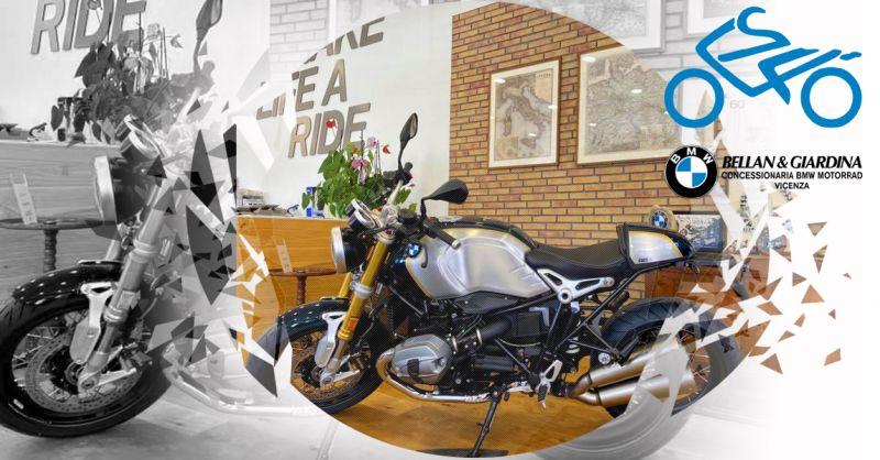 Occasione Ventita Moto Usate BMW MOTORRAD Vicenza - Offerta Usato BMW MOTORRAD Grarantito Vicenza