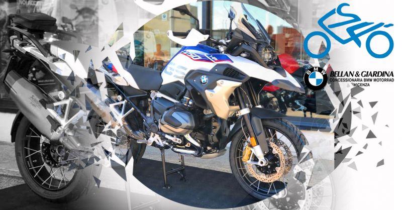 Offerta Test Drive Gratuito Moto BMW Vicenza - Occasione Servio test Drive BMW MOTORRAD