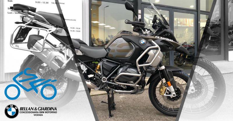 Occasione Moto Usate BMW MOTORRAD Vicenza - Offerta Usato Garantito BMW MOTORRAD Vicenza