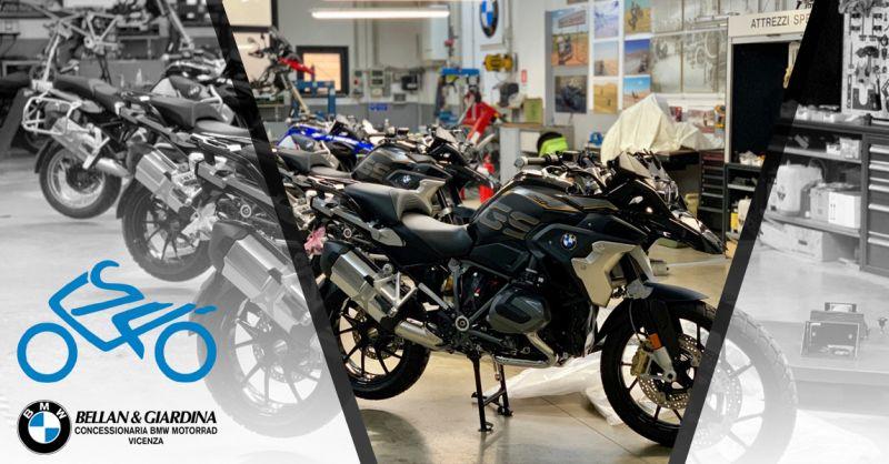 Offerta Concessionario Moto BMW Motorrad Vicenza - Occasione Pezzi di ricambo Originali BMW Motorrad