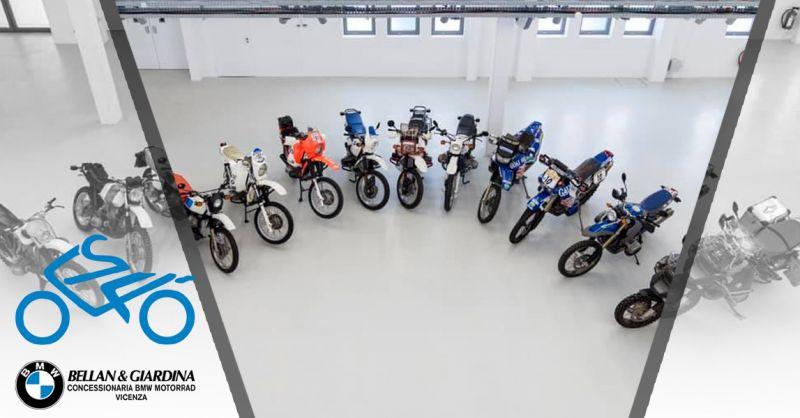 Offerta ricambi Originali BMW Motorrad Vicenza - Occasione servizio Ricambi BMW Motorrad Vicenza