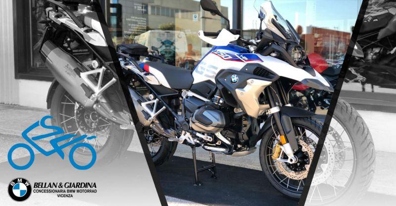 Offerta Concessionaria Ufficiale Moto BMW Triveneto - Occasione Ricambi Originali per Moto BMW Accessori