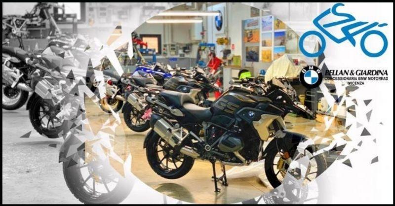 Bellan & Giardina CONCESSIONARIO BMW MOTORRAD - Offerta LONG LIFE CARE Centro Service BMW Moto