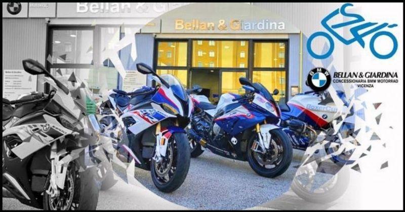 Bellan & Giardina CONCESSIONARIO BMW MOTORRAD - Trova una concessionaria moto BMW  Vicenza