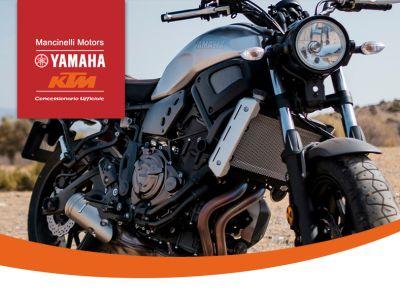 offerta moto yamaha promozione moto enduro ktm mancinelli motors